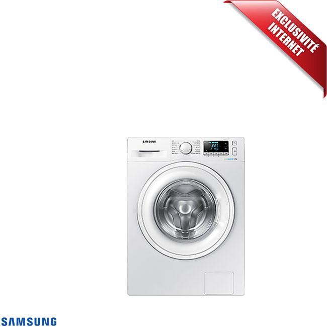 Jung Electroménager Lave Linge Samsung Hublot 8 Kg A Ww80j5556dw